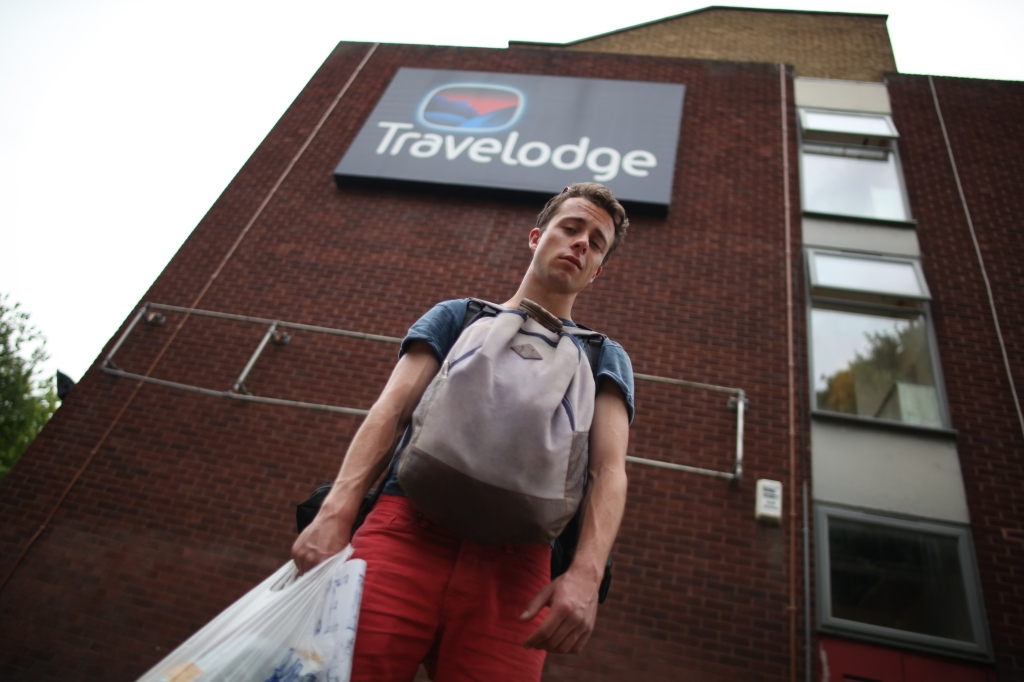 Travelodge: a good night's weep gauranteed