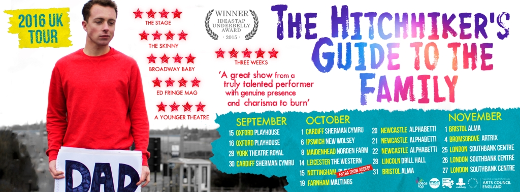 Nottingham Playhouse already sold out and extra show added!